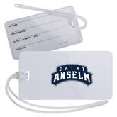 Luggage Tag-Saint Anselm Mark