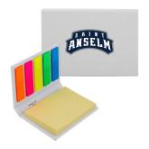 Micro Sticky Book-Saint Anselm Mark