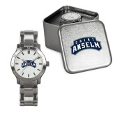 Mens Stainless Steel Fashion Watch-Saint Anselm Mark