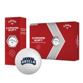 Callaway Chrome Soft Golf Balls 12/pkg-Saint Anselm Mark