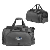 Challenger Team Charcoal Sport Bag-Athletic Mark Hawk Head
