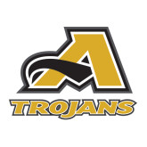 Large Decal-A w/ Trojans, 12 inches tall