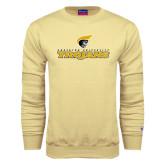 Champion Vegas Gold Fleece Crew-Official Logo