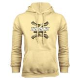 Champion Vegas Gold Fleece Hoodie-Baseball Sideway Seams