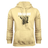Champion Vegas Gold Fleece Hoodie-Basketball Hanging Net