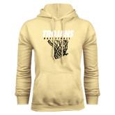 Champion Vegas Gold Fleece Hoodie-Basketball Hanging Net