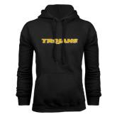 Black Fleece Hoodie-Trojans