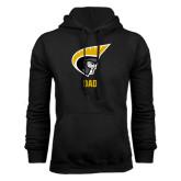 Black Fleece Hoodie-Dad
