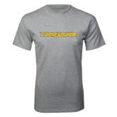 Grey T Shirt-Trojans