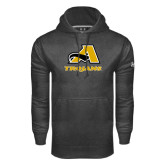 Under Armour Carbon Performance Sweats Team Hoodie-A w/ Trojans