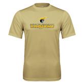 Syntrel Performance Vegas Gold Tee-Official Logo