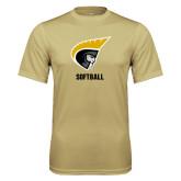 Syntrel Performance Vegas Gold Tee-Softball