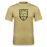 Syntrel Performance Vegas Gold Tee-Soccer Shield