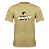 Performance Vegas Gold Tee-Volleyball Can You Dig it