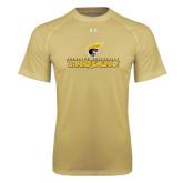 Under Armour Vegas Gold Tech Tee-Official Logo