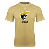 Under Armour Vegas Gold Tech Tee-Soccer