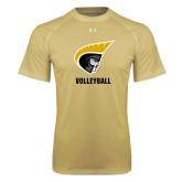 Under Armour Vegas Gold Tech Tee-Volleyball
