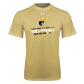 Under Armour Vegas Gold Tech Tee-Volleyball Can You Dig it