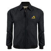 Black Players Jacket-A w/ Trojans