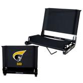 Stadium Chair Black-Dad