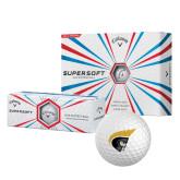 Callaway Supersoft Golf Balls 12/pkg-Trojan Head