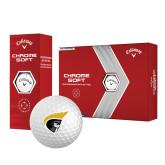 Callaway Chrome Soft Golf Balls 12/pkg-Trojan Head