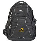 High Sierra Swerve Compu Backpack-A w/ Trojans