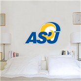 2 ft x 3 ft Fan WallSkinz-ASU