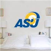3 ft x 4 ft Fan WallSkinz-ASU