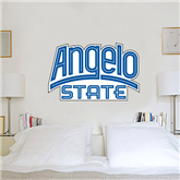 3 ft x 4 ft Fan WallSkinz-Angelo State