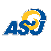 Medium Decal-ASU, 8 in wide