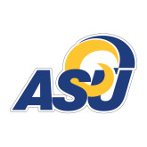 Medium Decal-ASU Logo, 8 inches wide