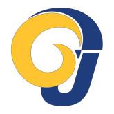 Medium Decal-Ram Logo, 8 inches tall