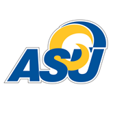 Large Decal-ASU, 12 in Wide