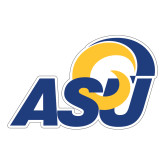 Large Decal-ASU Logo, 12 inches wide