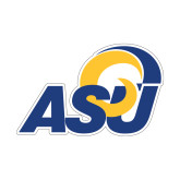Small Decal-ASU Logo, 6 inches wide