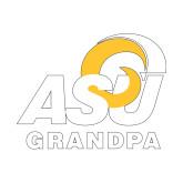 Small Decal-ASU Grandpa, 6 inches wide