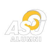 Alumni Decal-ASU Alumni, 6 inches wide