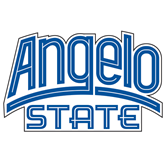 Extra Large Decal-Angelo State, 18 in Wide