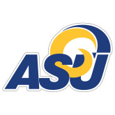 Extra Large Decal-ASU Logo, 18 inches wide