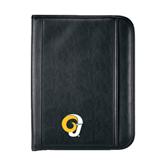 Insight Black Calculator Padfolio-Official Logo