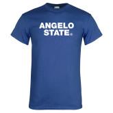 Royal T Shirt-Angelo State