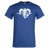 Royal T Shirt-Ram Head