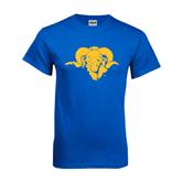 Royal T Shirt-Roscoe Ram