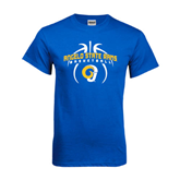 Royal T Shirt-Basketball in Ball