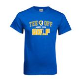 Royal T Shirt-Tee Off Golf Design