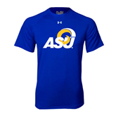 Under Armour Royal Tech Tee-ASU