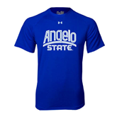Under Armour Royal Tech Tee-Angelo State