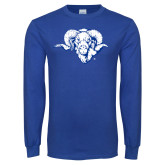 Royal Long Sleeve T Shirt-Ram Head