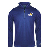 Russell Royal Heather 1/4 Zip-Primary Mark